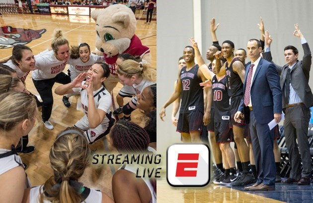 Espn To Stream Basketball Dh At Humboldt State Chico State